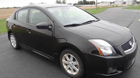 2011 Nissan Sentra for sale at Time To Buy Auto in Baltimore OH