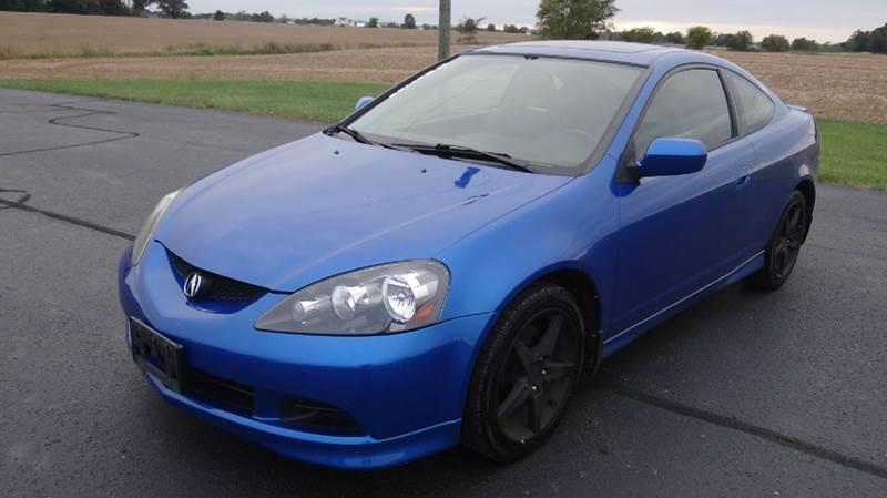 2006 Acura Rsx Type-S 2dr Hatchback In Pickerington OH - Time To Buy