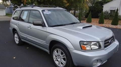 2005 Subaru Forester for sale at Time To Buy Auto in Baltimore OH