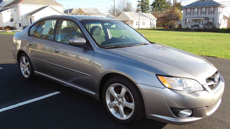 2008 Subaru Legacy for sale at Time To Buy Auto in Baltimore OH