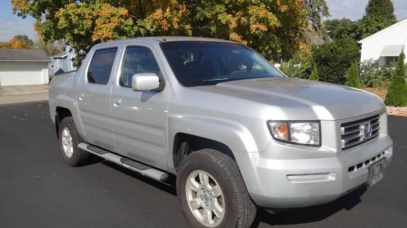 2007 Honda Ridgeline for sale at Time To Buy Auto in Baltimore OH