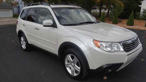 2009 Subaru Forester for sale at Time To Buy Auto in Baltimore OH