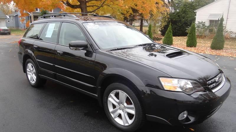 2005 Subaru Outback for sale at Time To Buy Auto in Baltimore OH