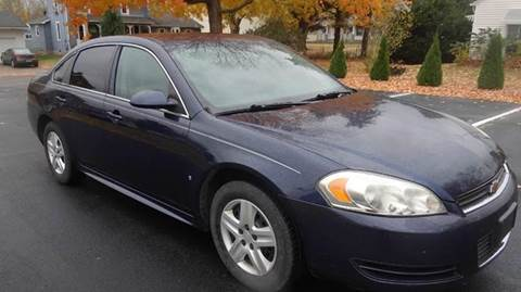 2010 Chevrolet Impala for sale at Time To Buy Auto in Baltimore OH