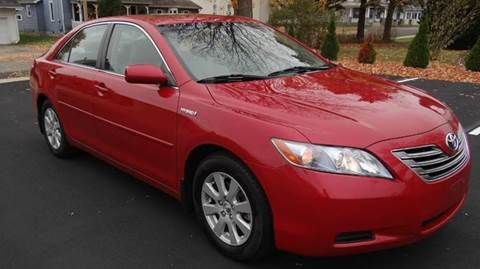 2007 Toyota Camry Hybrid for sale at Time To Buy Auto in Baltimore OH