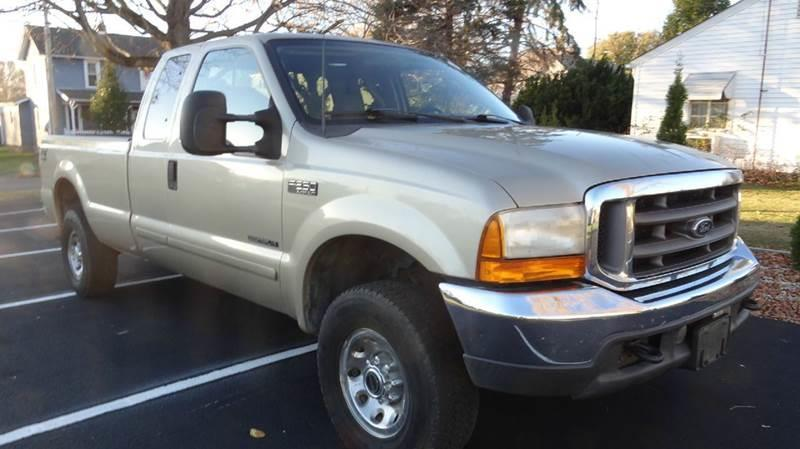 2001 Ford F-250 Super Duty for sale at Time To Buy Auto in Baltimore OH