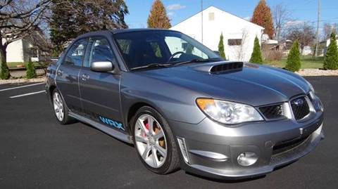 2007 Subaru Impreza for sale at Time To Buy Auto in Baltimore OH