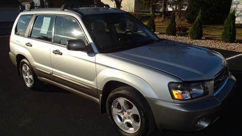 2003 Subaru Forester for sale at Time To Buy Auto in Baltimore OH