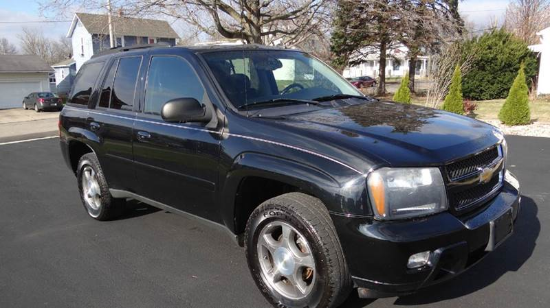 2008 Chevrolet TrailBlazer for sale at Time To Buy Auto in Baltimore OH