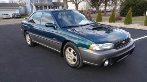 1999 Subaru Legacy for sale at Time To Buy Auto in Baltimore OH