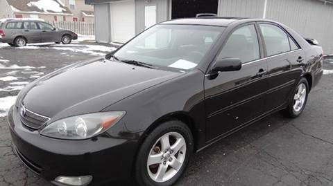 2002 Toyota Camry for sale at Time To Buy Auto in Baltimore OH