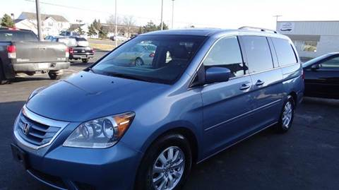 2009 Honda Odyssey for sale at Time To Buy Auto in Baltimore OH