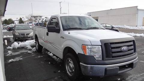 2010 Ford F-150 for sale at Time To Buy Auto in Baltimore OH