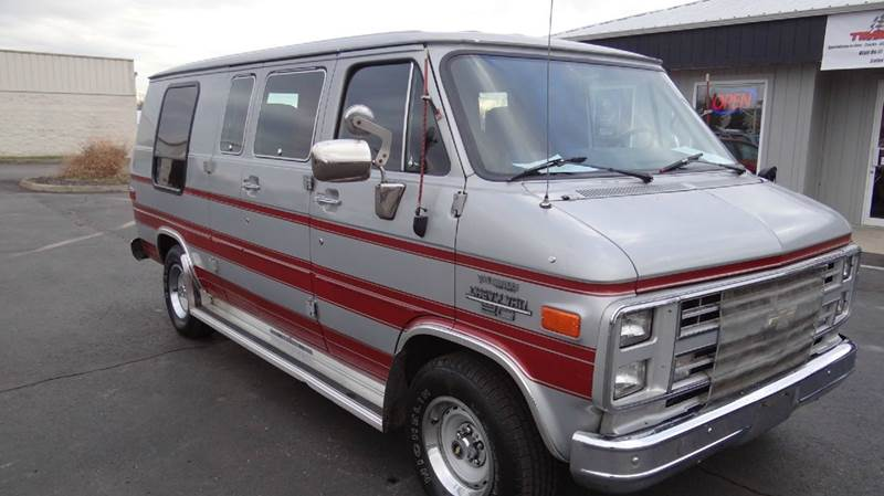 1985 Chevrolet Chevy Van for sale at Time To Buy Auto in Baltimore OH