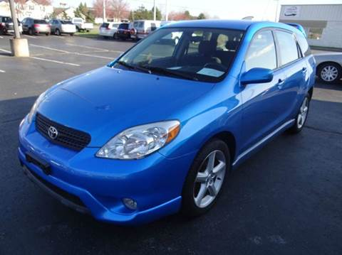 2007 Toyota Matrix for sale at Time To Buy Auto in Baltimore OH