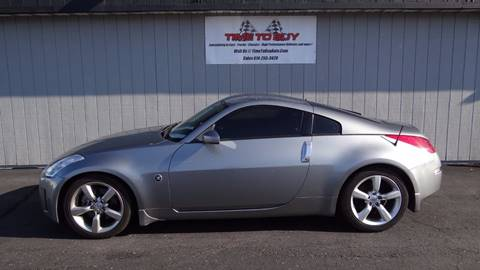 2006 Nissan 350Z for sale at Time To Buy Auto in Baltimore OH