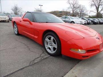 1998 Chevrolet Corvette for sale at Time To Buy Auto in Baltimore OH