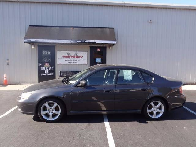 2007 Subaru Legacy for sale at Time To Buy Auto in Baltimore OH