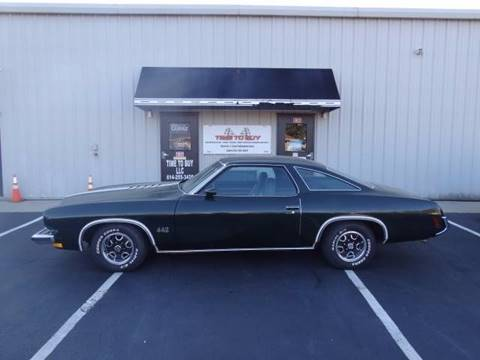 1973 Oldsmobile 442 for sale at Time To Buy Auto in Baltimore OH