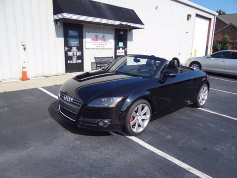 2008 Audi TT for sale at Time To Buy Auto in Baltimore OH