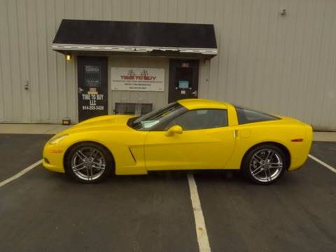 2005 Chevrolet Corvette for sale at Time To Buy Auto in Baltimore OH