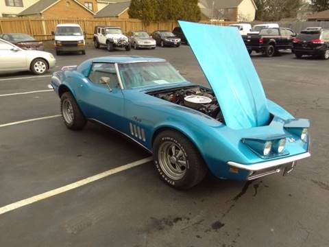 1969 Chevrolet Corvette for sale at Time To Buy Auto in Baltimore OH