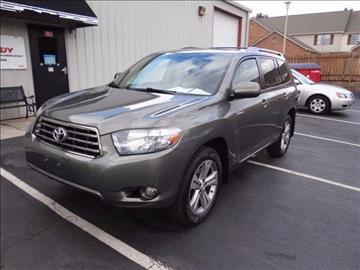 2009 Toyota Highlander for sale at Time To Buy Auto in Baltimore OH