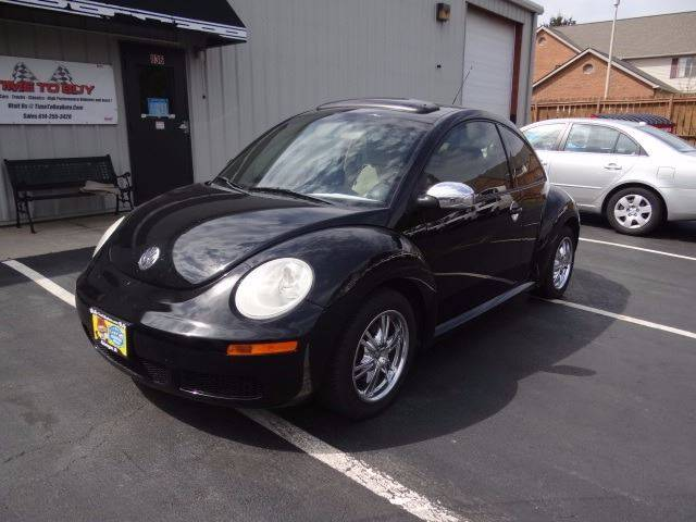 2009 Volkswagen New Beetle for sale at Time To Buy Auto in Baltimore OH