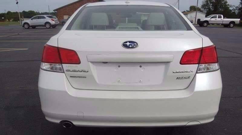 2013 Subaru Legacy AWD 2.5i Limited 4dr Sedan - Pickerington OH