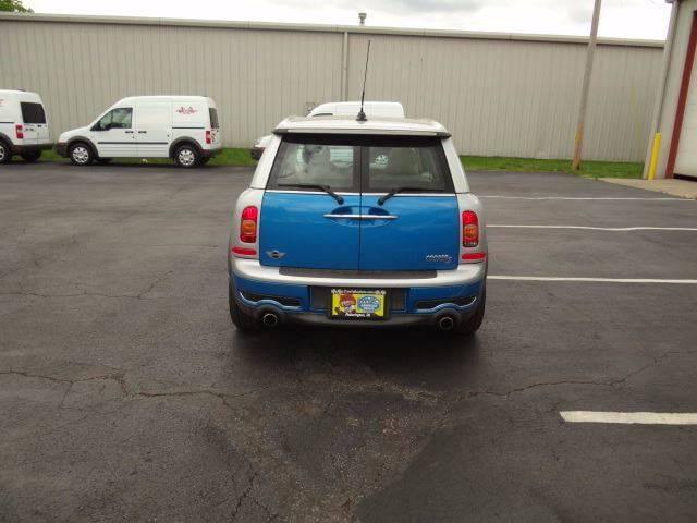 2009 MINI Cooper Clubman S 3dr Wagon - Pickerington OH