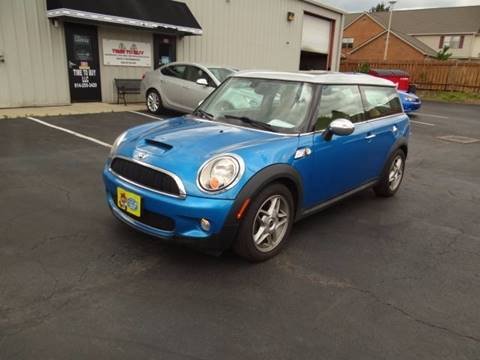 2009 MINI Cooper Clubman for sale at Time To Buy Auto in Baltimore OH