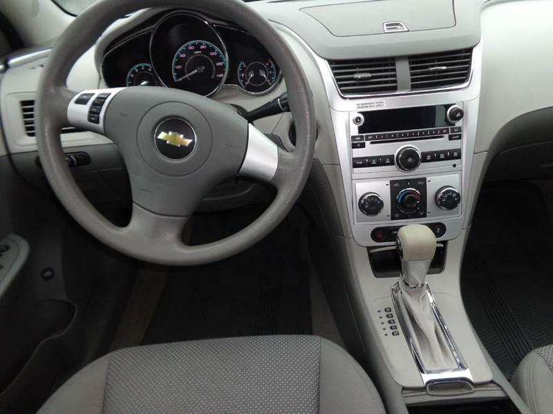 2012 Chevrolet Malibu Ls Fleet 4dr Sedan In Scottville Mi