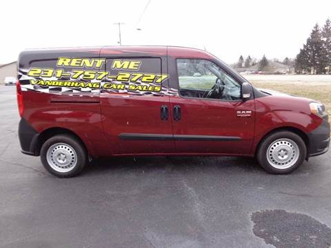 2015 RAM ProMaster City Cargo for sale in Scottville, MI