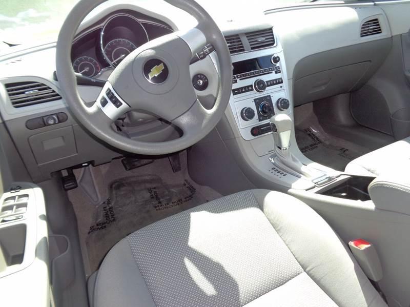 2012 Chevrolet Malibu LS Fleet In Scottville MI - VanderHaag