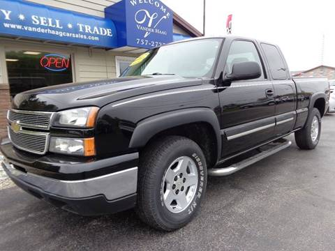 2007 Chevrolet Silverado 1500 Classic for sale at VanderHaag Car Sales LLC in Scottville MI