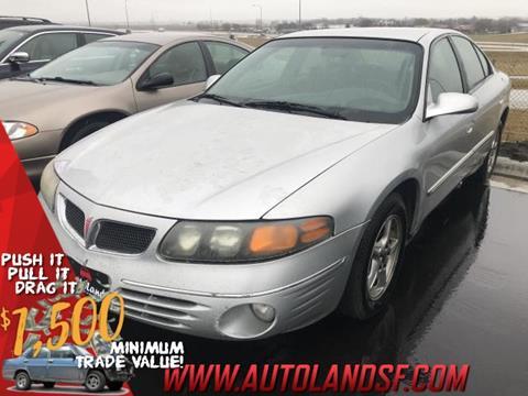 2000 Pontiac Bonneville for sale in Sioux Falls, SD