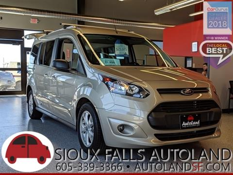 b5a3b1848f Used Ford Transit Connect For Sale in South Dakota - Carsforsale.com®