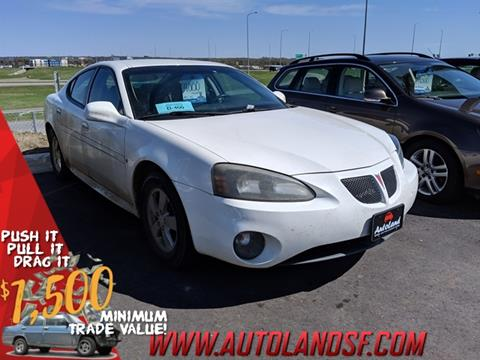 2008 Pontiac Grand Prix for sale in Sioux Falls, SD