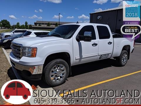 2012 GMC Sierra 2500HD for sale in Sioux Falls, SD