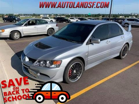 Autoland Sioux Falls >> Used 2005 Mitsubishi Lancer Evolution For Sale - Carsforsale.com®