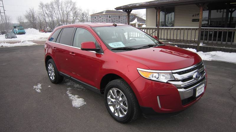 2011 ford edge awd limited 4dr crossover in mitchell sd auto shoppe rh autoshoppe net 2011 ford edge limited owners manual 2012 Ford Edge Limited Black