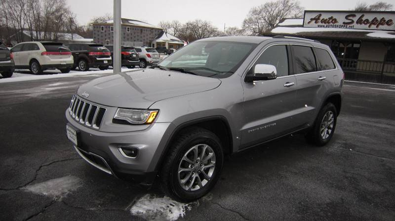 2016 Jeep Grand Cherokee 4x4 Limited 4dr Suv In Mitchell Sd Auto Rhautoshoppe: 1999 Jeep Grand Cherokee Sd Sensor Location At Elf-jo.com