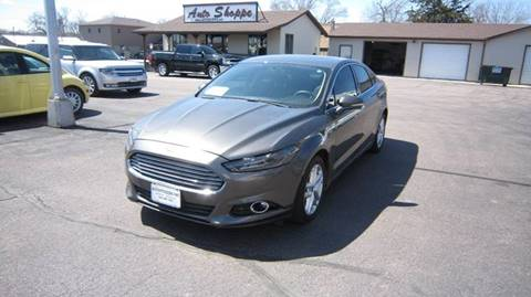 2017 Ford Fusion for sale in Mitchell, SD