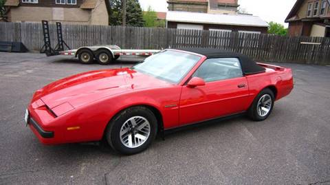 1989 Pontiac Firebird for sale in Mitchell, SD