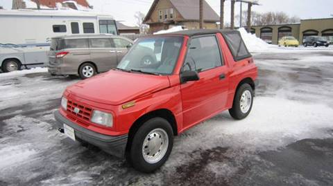 1991 GEO Tracker for sale at Auto Shoppe in Mitchell SD