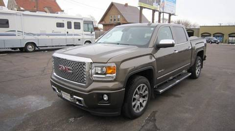 2015 GMC Sierra 1500 Denali for sale at Auto Shoppe in Mitchell SD