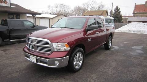 2017 RAM Ram Pickup 1500 Big Horn for sale at Auto Shoppe in Mitchell SD