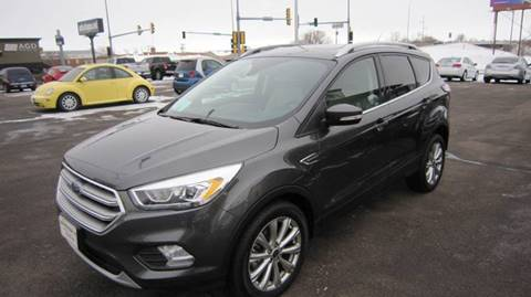 2013 Ford Escape SEL for sale at Auto Shoppe in Mitchell SD