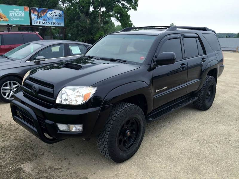 2005 Toyota 4Runner Sport Edition 4WD 4dr SUV   Fort Atkinson WI
