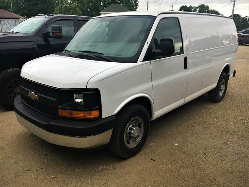 2009 Chevrolet Express Cargo for sale at Dependable Auto in Fort Atkinson WI